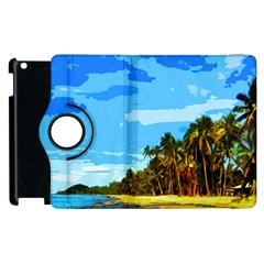 Landscape Apple Ipad 3/4 Flip 360 Case by Valentinaart