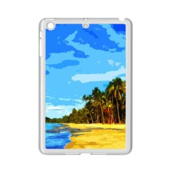 Landscape Ipad Mini 2 Enamel Coated Cases by Valentinaart