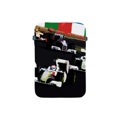 Formula 1 Apple Ipad Mini Protective Soft Cases by Valentinaart