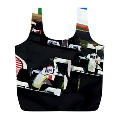 Formula 1 Full Print Recycle Bags (l)  by Valentinaart