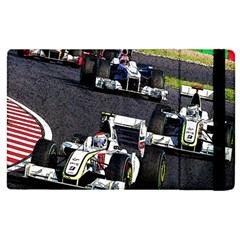 Formula 1 Apple Ipad 3/4 Flip Case by Valentinaart