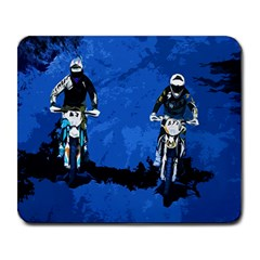 Motorsport  Large Mousepads by Valentinaart