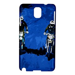 Motorsport  Samsung Galaxy Note 3 N9005 Hardshell Case by Valentinaart