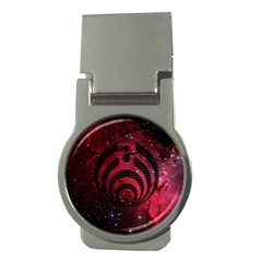Bassnectar Galaxy Nebula Money Clips (round)  by Onesevenart