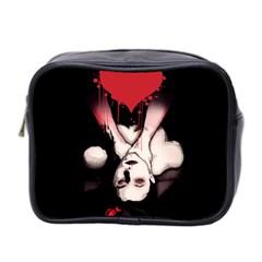 Choke Me Mini Toiletries Bag 2 Side by lvbart