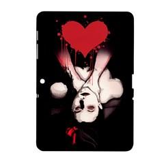 Choke Me Samsung Galaxy Tab 2 (10 1 ) P5100 Hardshell Case  by lvbart