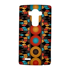 Colorful Geometric Composition Lg G4 Hardshell Case by linceazul