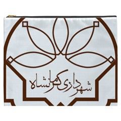 Seal Of Kermanshah  Cosmetic Bag (xxxl)  by abbeyz71