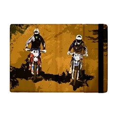 Motorsport  Apple Ipad Mini Flip Case by Valentinaart