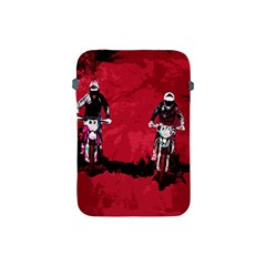 Motorsport  Apple Ipad Mini Protective Soft Cases by Valentinaart