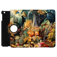 Underwater Apple Ipad Mini Flip 360 Case by Valentinaart