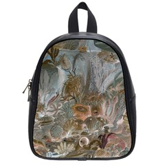 Underwater School Bags (small)  by Valentinaart