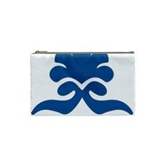 Seal Of Zahedan  Cosmetic Bag (small)  by abbeyz71
