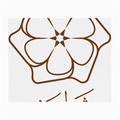 Logo Of Yazd  Small Glasses Cloth (2 Side) by abbeyz71