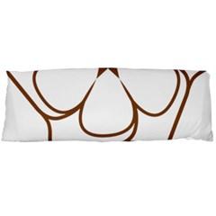 Logo Of Yazd  Body Pillow Case Dakimakura (two Sides) by abbeyz71