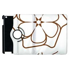 Logo Of Yazd  Apple Ipad 3/4 Flip 360 Case by abbeyz71