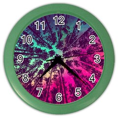 Just A Stargazer Color Wall Clocks by augustinet