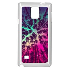 Just A Stargazer Samsung Galaxy Note 4 Case (white) by augustinet