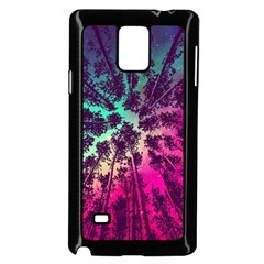 Just A Stargazer Samsung Galaxy Note 4 Case (black) by augustinet