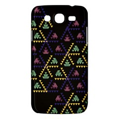 Triangle Shapes                        Samsung Galaxy Duos I8262 Hardshell Case by LalyLauraFLM