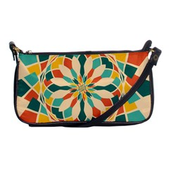 Summer Festival Shoulder Clutch Bags by linceazul