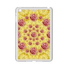 Roses And Fantasy Roses Ipad Mini 2 Enamel Coated Cases by pepitasart