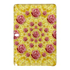 Roses And Fantasy Roses Samsung Galaxy Tab Pro 10 1 Hardshell Case by pepitasart