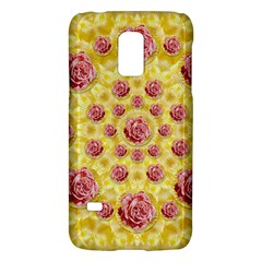Roses And Fantasy Roses Galaxy S5 Mini by pepitasart