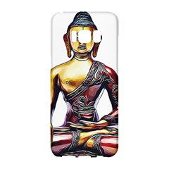 Buddha Samsung Galaxy S8 Hardshell Case  by taoteching