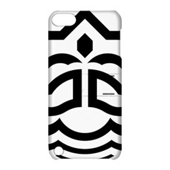 Seal Of Bandar Abbas Apple Ipod Touch 5 Hardshell Case With Stand by abbeyz71