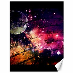 Letter From Outer Space Canvas 36  X 48   by augustinet