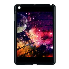 Letter From Outer Space Apple Ipad Mini Case (black) by augustinet