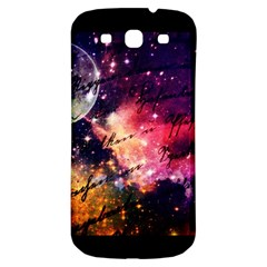 Letter From Outer Space Samsung Galaxy S3 S Iii Classic Hardshell Back Case