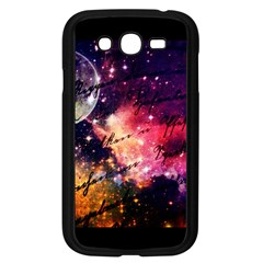 Letter From Outer Space Samsung Galaxy Grand Duos I9082 Case (black) by augustinet