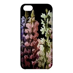 Flowers Apple Iphone 5c Hardshell Case by Valentinaart