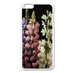Flowers Apple Iphone 6 Plus/6s Plus Enamel White Case by Valentinaart
