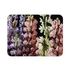 Flowers Double Sided Flano Blanket (mini)  by Valentinaart