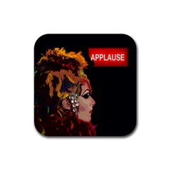 Transvestite Rubber Coaster (square)  by Valentinaart