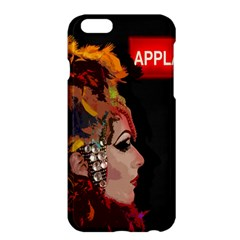 Transvestite Apple Iphone 6 Plus/6s Plus Hardshell Case by Valentinaart