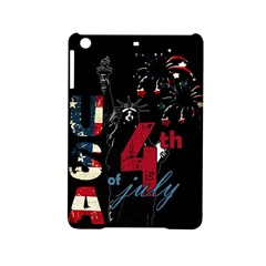 4th Of July Independence Day Ipad Mini 2 Hardshell Cases by Valentinaart