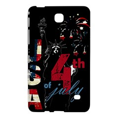 4th Of July Independence Day Samsung Galaxy Tab 4 (7 ) Hardshell Case  by Valentinaart