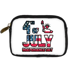 4th Of July Independence Day Digital Camera Cases by Valentinaart