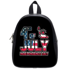 4th Of July Independence Day School Bags (small)