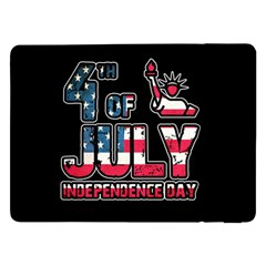 4th Of July Independence Day Samsung Galaxy Tab Pro 12 2  Flip Case by Valentinaart