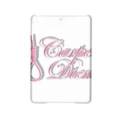 Carpe Diem  Ipad Mini 2 Hardshell Cases by Valentinaart