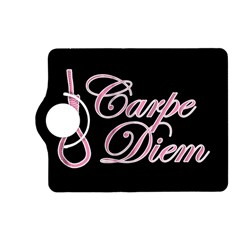 Carpe Diem  Kindle Fire Hd (2013) Flip 360 Case by Valentinaart