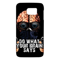 Do What Your Brain Says Galaxy S6 by Valentinaart