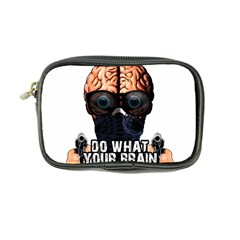 Do What Your Brain Says Coin Purse by Valentinaart