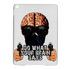 Do What Your Brain Says Ipad Air 2 Hardshell Cases by Valentinaart