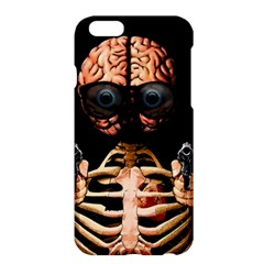 Do What Your Brain Says Apple Iphone 6 Plus/6s Plus Hardshell Case by Valentinaart